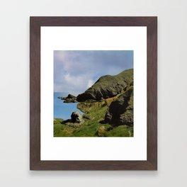 The Quiet Earth Framed Art Print