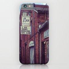 Blues Alley (Washington, DC) iPhone 6s Slim Case