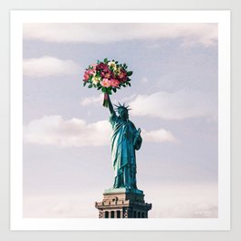for you america. Art Print