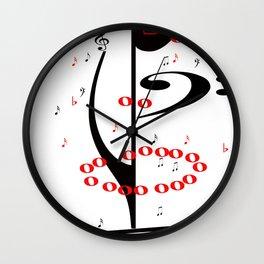 O Mambo Wall Clock