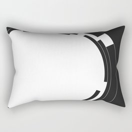 Wrong-Error Posters (After International Typographic Design) VII, 2015 Rectangular Pillow