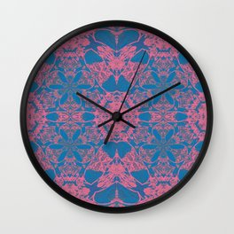 Boujee Boho Sweet Lace Wall Clock