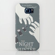 The Night of the Hunter - Movie Poster Slim Case Galaxy S6