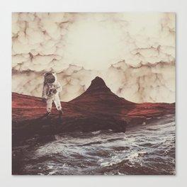 TERRAFORMING MARS Canvas Print