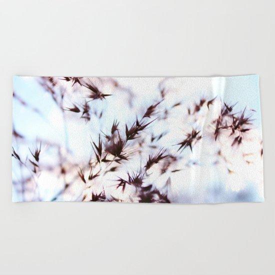 Dream of nature Beach Towel