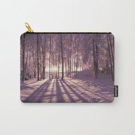 Wander always - winter season - Carry-All Pouch