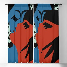 Lovers Blackout Curtain