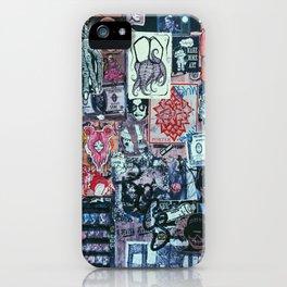 Seattle Graffiti iPhone Case