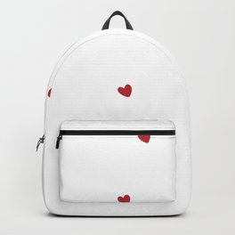 Valentine's Day Loved You Yesterday Love You Still Always Have Always Will Valentine Love Gift Backpack