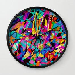 Tah Dah! Wall Clock