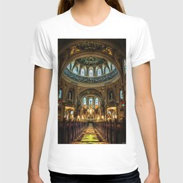 'The Church of Strange New Things,' A Portrait by Jeanpaul Ferro T-shirt