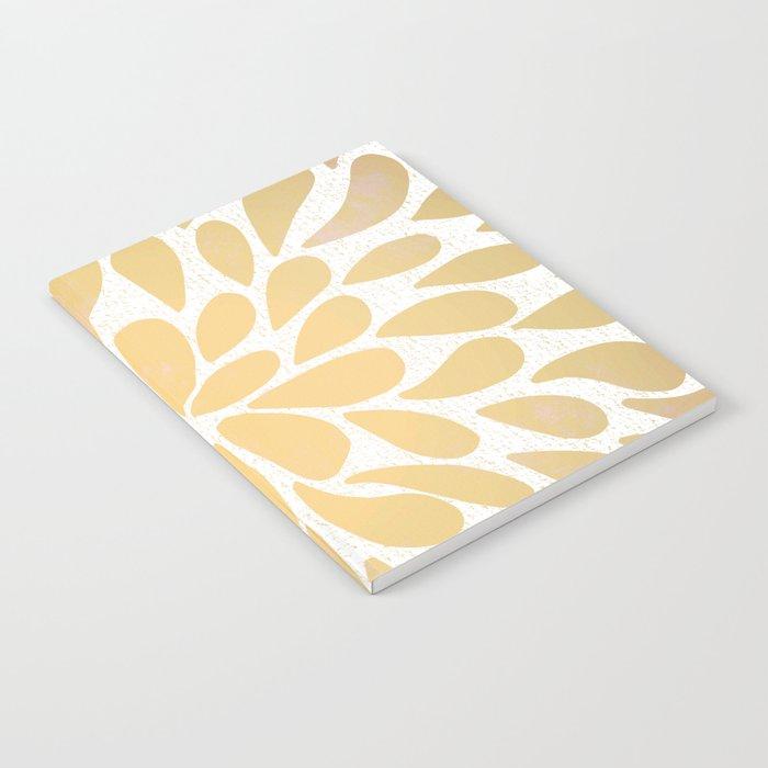 Petal Burst #6 Notebook