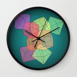 Ambivilance Wall Clock