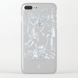 FINAL FANTASY XV ~ CAST Clear iPhone Case