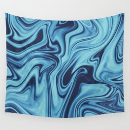 We All Flow On // Day Wall Tapestry