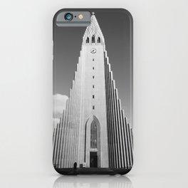 Hallgrímskirkja iPhone Case