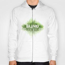 Blind River Trees (green) Hoody