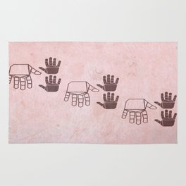 HANDS I Rug