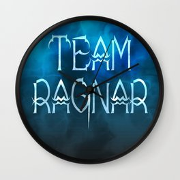 Team Ragnar 1 Wall Clock