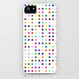 Big Hirst Polka Dot iPhone Case