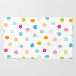 Chickweed Mid Dots Rug