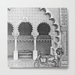 Mineral Spring - Sintra, Portugal Metal Print