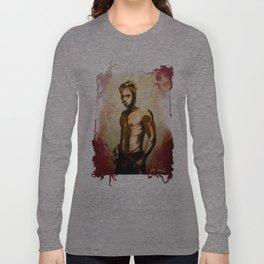 Tyler Durden- Fight Club. Long Sleeve T-shirt