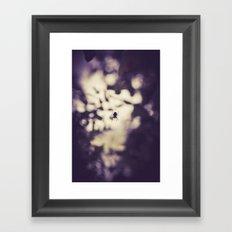 itsy bitsy Framed Art Print