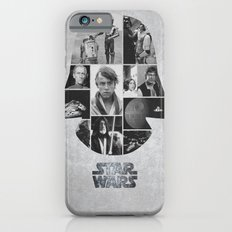 A New Hope COLLAGE variation iPhone 6s Slim Case