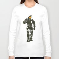 master chief Long Sleeve T-shirts featuring Master Chief by Ayse Deniz