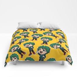 Midoriya Izuku Comforters