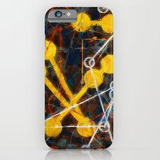 atoms and chain reactions Slim Case iPhone 6s