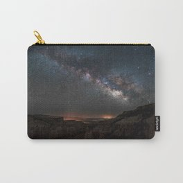 MILKY WAY OVER FAIRYLAND CANYON Carry-All Pouch
