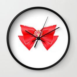 Sailor Moon Cosmic Heart Compact Wall Clock
