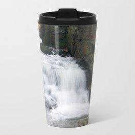 Lumsdale waterall Travel Mug