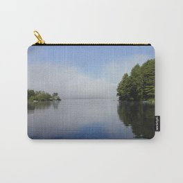 Kezar Lake Maine Carry-All Pouch