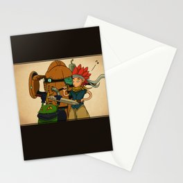 Chrono Trigger Tribute  Stationery Cards