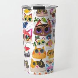Los Dibujitos de Denise (Bulto) Travel Mug