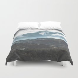 Zumbador Landscape Duvet Cover