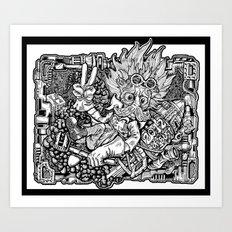 heimerdinger Art Print