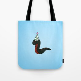 Leeches in Hats - Birthday Party Tote Bag