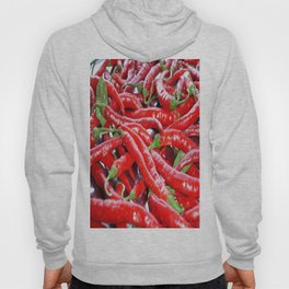 Market Fresh Red Chili Peppers Hoody