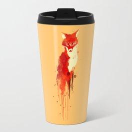 The fox, the forest spirit Travel Mug