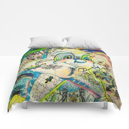 Reluctant Sunrise Comforters