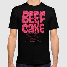 Beefcake Pantyhose Black MEDIUM Mens Fitted Tee