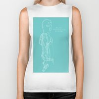 vampire weekend Biker Tanks featuring Spring Breakers/Vampire Weekend by Blake Holland