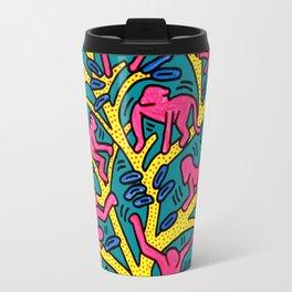 Keith Haring: The Tree of Monkeys Travel Mug