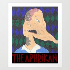 The Aphrikan Art Print