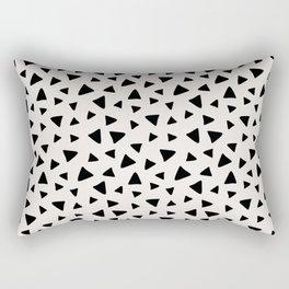 Geometric Dot Rectangular Pillow
