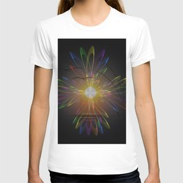 Light and energy - sunset T-shirt